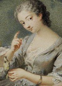 La Marquise de Prie